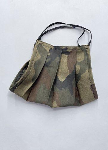 Mascherina lavabile militare