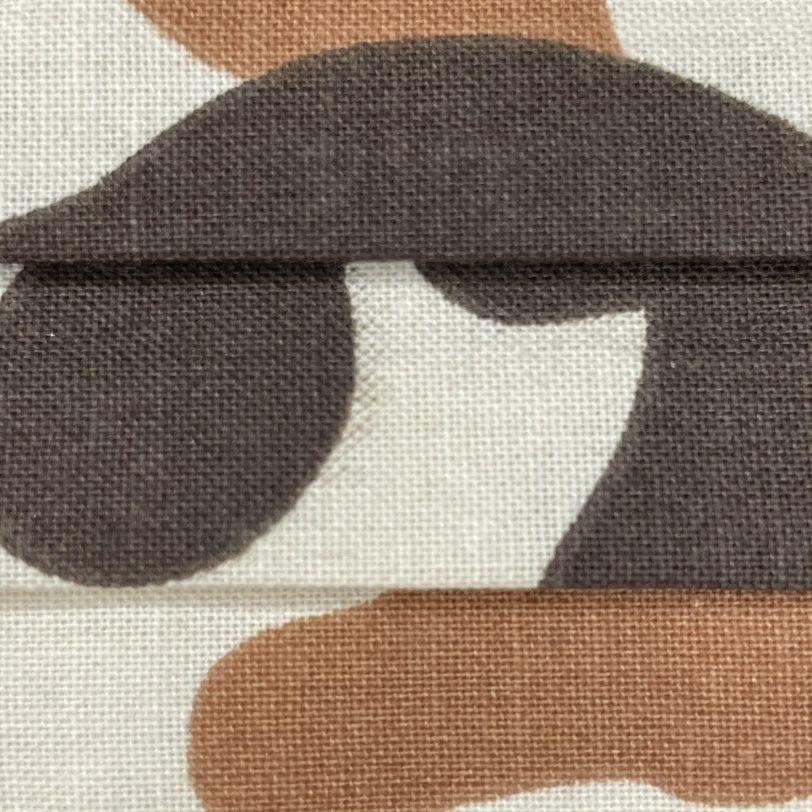 Mascherina lavabile camouflage dettaglio